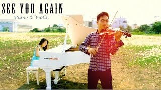 See You Again - Charlie Puth - Bội Ngọc Piano ft.Trí Nhân | Violin and Piano Cover