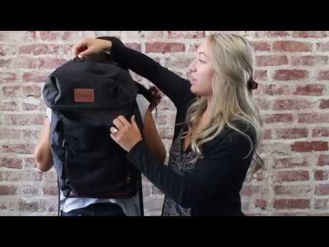 Presidio Pack (Black) video thumbnail