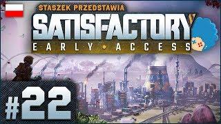 Satisfactory PL #22 | EA | Rusza fabryka Caterium!