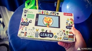 CG Slate on Lenovo Tablet Unboxing and hands on review