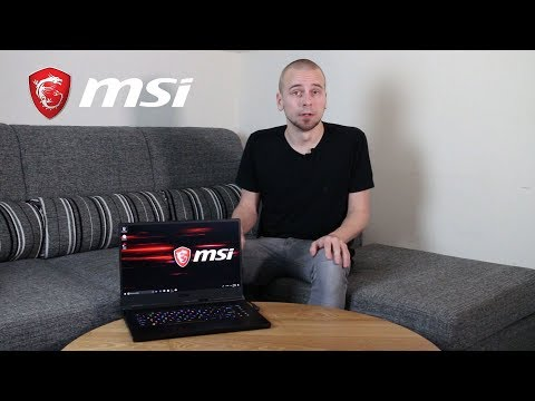 GS65 Stealth Thin First Look: PLAY SHARP | MSI
