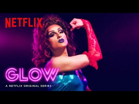 GLOW | Queens of Netflix: Erin Brockobic | Netflix