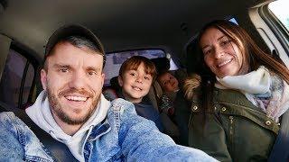 ROTINA DE SEGUNDA-FEIRA DA FAMILIA BRANCOALA