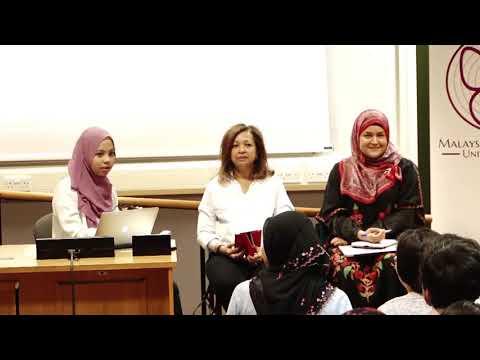 Debat  Marina Mahathir (Sisters In Islam) vs Zara Faris (MDI) Sarikata Penuh   Feminisme vs Islam