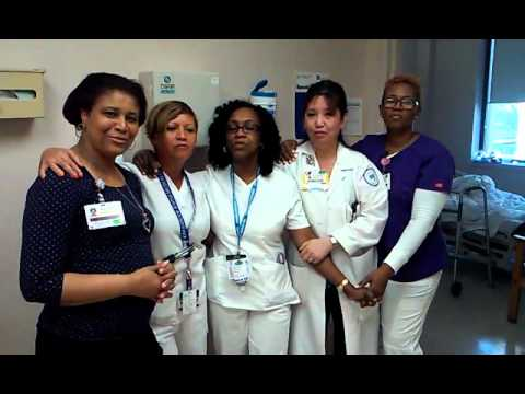 Nurses Singing Quot One Day At A Time Quot Youtube