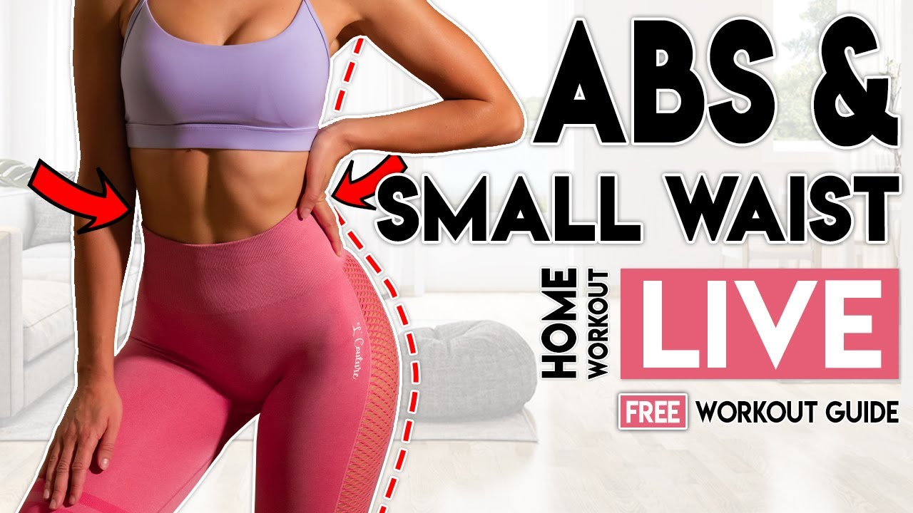 <div>Get Abs & Small Waist in 14 Days | Free Home Workout Guide</div>