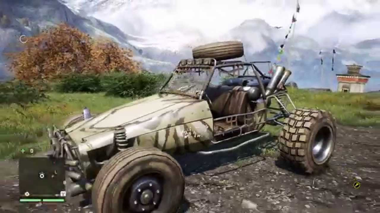 FarCry 3 the best car in the game!!!!!! - YouTube