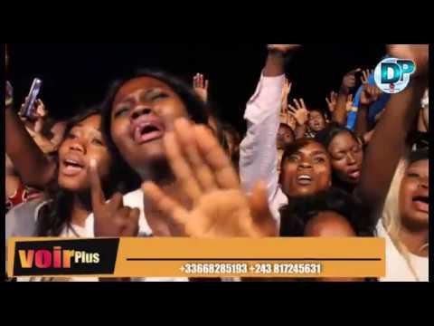 MOISE MBIYE - #LOSAMBO#  Mega Concert Kinshasa 2019