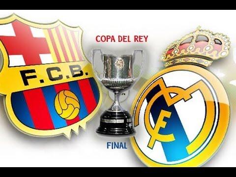 Partido completo Final de la Copa del Rey 2014 | FC Barcelona Real Madrid