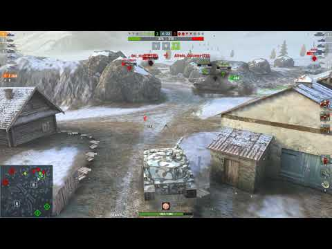 IS-8 & FV215B 183 & Tiger II - World of Tanks Blitz