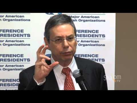 Israel/US Relations: Danny Ayalon - YouTube