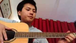 In a world like this (Backstreet Boys) - David Yang - Guitar cover