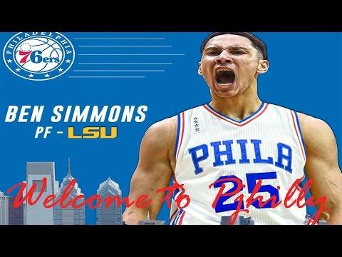Ben Simmons   Future Philadelphia 76ers Star   Highlights