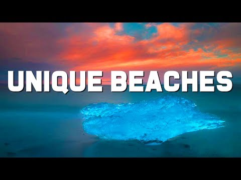 20 Unique Beaches Around the World   Coolest Places to Travel