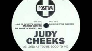 Judy Cheeks - As Long As You