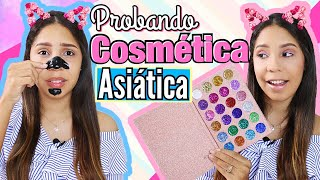 Video COSMÉTICA ASIÁTICA: PROBANDO Maquillaje CHINO! 😱 ♡│Mirianny download MP3, 3GP, MP4, WEBM, AVI, FLV Oktober 2018