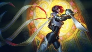 Fiora: Art Spotlight | League of Legends