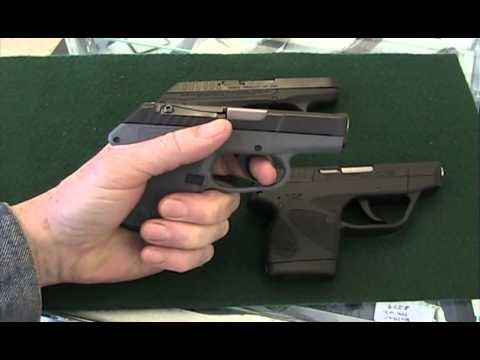 3 Popular 380 Concealed Carry Pistols - YouTube