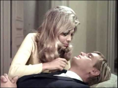 David McCallum and Nancy Sinatra