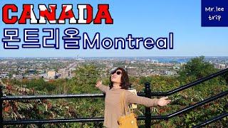 도착하자마자 대규모 파업? 편안했던 캐나다 몬트리올 I…