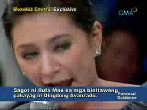 from Thiago free sex scandal video of rufa mae quinto