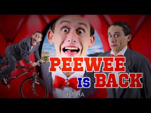 [Critical Analysis] Peewee Herman VS Hugh Hefner. Epic Rap Battle Parodies. Chisel This!
