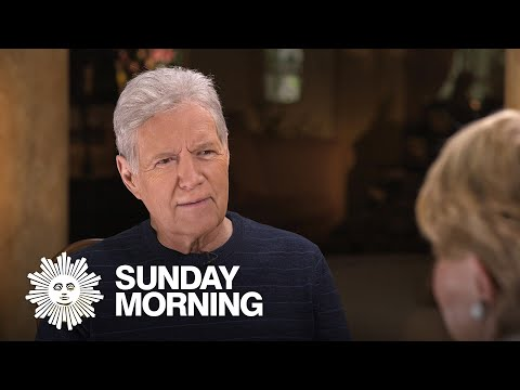 Bob Delmont - Alex Trebek talks about his fight with cancer