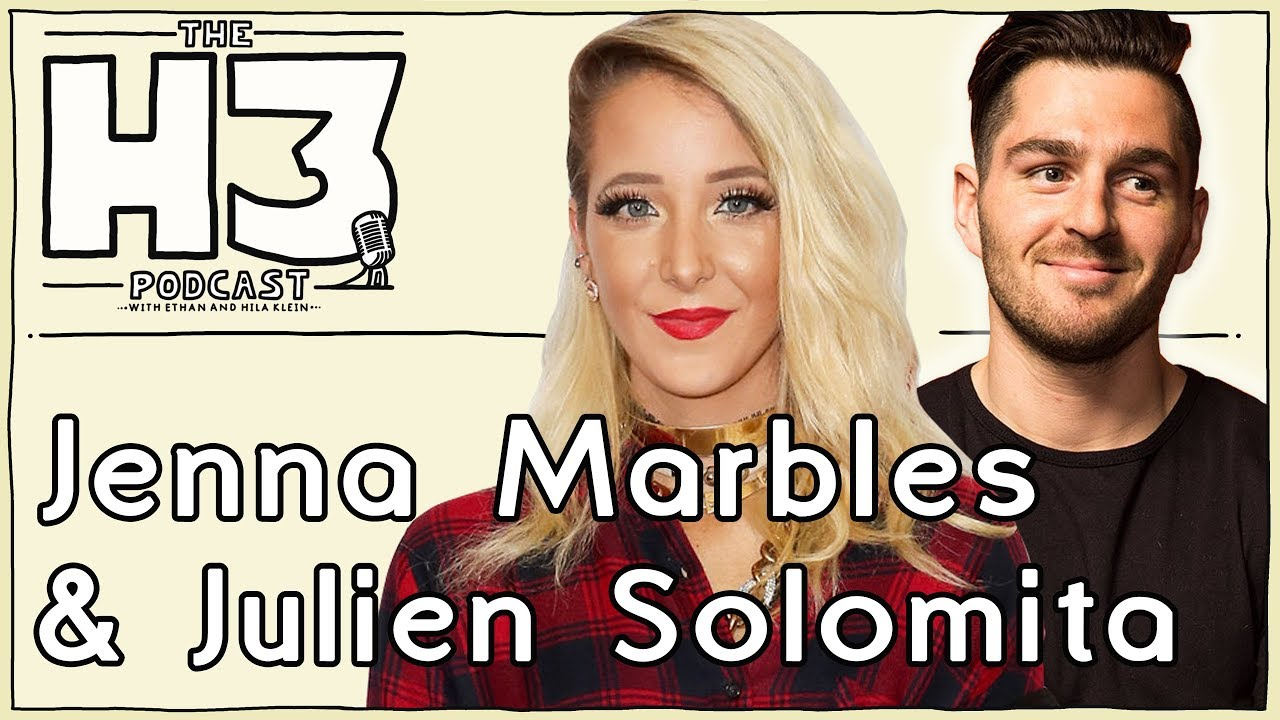H3 Podcast #25 - Jenna Marbles & Julien Solomita - YouTube