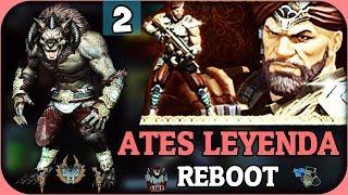 ✘ Nuevo Personaje V2 ✦ ATES LEYENDA REBOOT ✦ Wolfteam Latino - Comentado