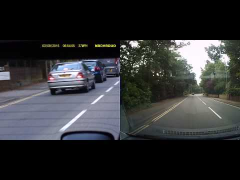 NextBase InCarCam DUO Dash Cam Test Footage
