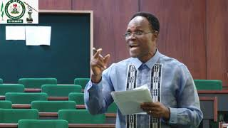 Hon Ayika Valentine Ogbonna,10 Oct 2019   Debate on 2020 Budget Estimate