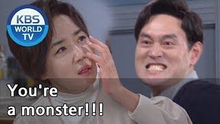 Gambar cover You're a monster !!! [Gracious Revenge | 우아한 모녀 / ENG / 2020.02.18]