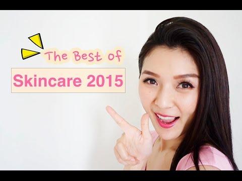 The Best of Skincare 2015:  สกินแคร์ที่ส้มใช้แล้วชอบที่สุดของปี 2015