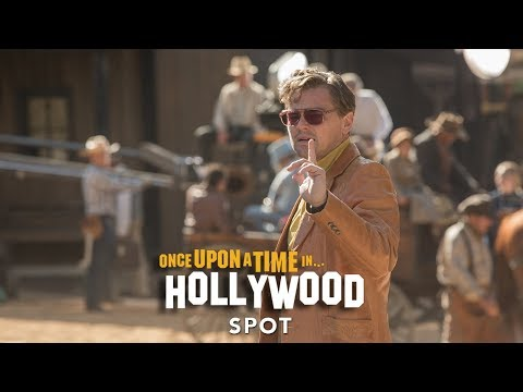 "ONCE UPON A TIME… IN HOLLYWOOD - Real Heroes 30"" - Ab 15.8.19 im Kino!"
