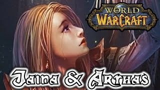 WOW Arthas and Jaina's End - Halls of Reflection(World of Warcraft: The Last Conversation between Jaina Proudmoore and Arthas the Lich King ➲ Explore all my YouTube videos: http://letalis.net/xLetalis ➲ Buy ..., 2015-02-18T17:22:22.000Z)
