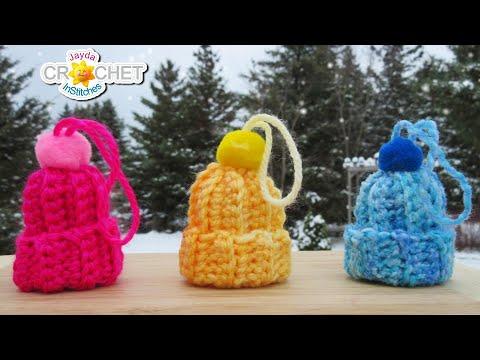 Crafter Granny Crochet Doll Free Pattern | 360x480