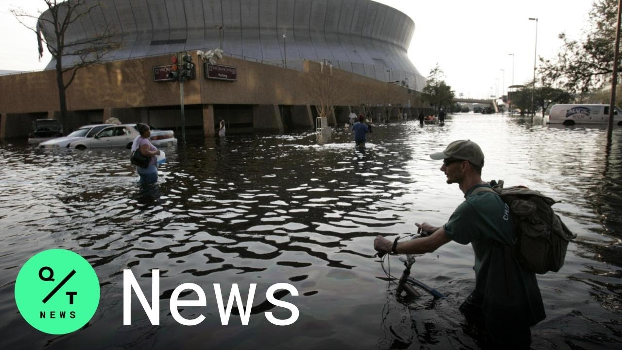 Remembering Hurricane Katrina 15 years later
