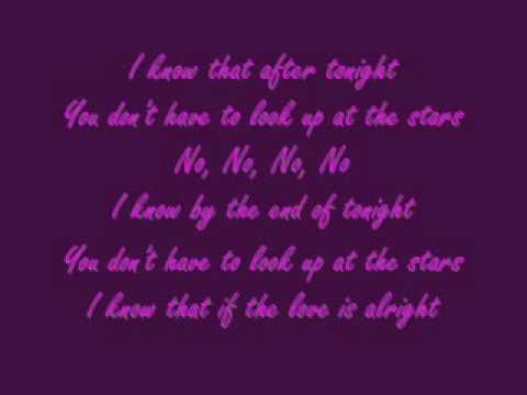 Justin Nozuka - After Tonight Lyrics