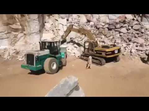 the-wasting-of-stone-due-to-blast-  -wastage-of-precious-rocks-in-stone-mining