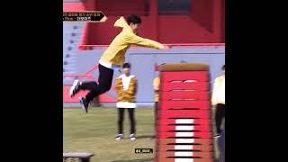 [더보이즈 큐] 킹덤 체육대회 뜀틀 병아리.zip