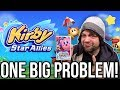 The ONE BIG PROBLEM of Kirby Star Allies for Nintendo Switch | RGT 85