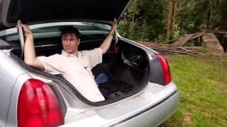 Открытие и закрытие багажника с кнопки своими руками