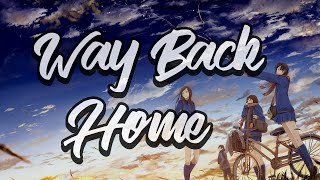 Gambar cover SHAUN – Way Back Home (feat. Conor Maynard) [Sam Feldt Edit]
