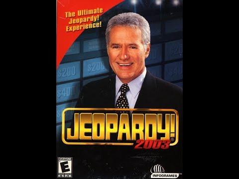 Jeopardy! 2003 PC ORIGINAL RUN Game #1