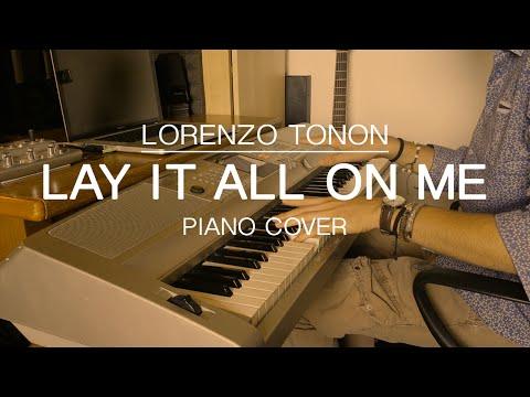 Lay It All On Me - Rudimental feat. Ed Sheeran (HD