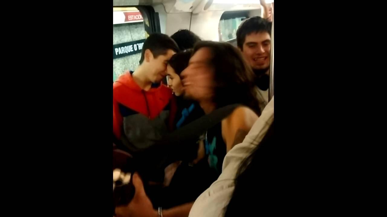 Rafael Budú Metro Línea 2