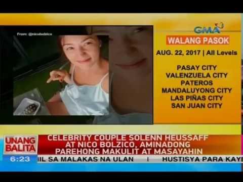 UB: Celebrity couple Sollen at Nico Bolzico, aminadong parehong makulit at masayahin