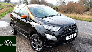 Should You Buy a FORD EcoSport SUV 1.0 EcoBoost? (TEST DRIVE AND REVIEW)