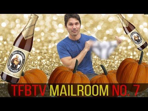 ✉ TFBTV Mail Room 7: OktoberSquirrelfest