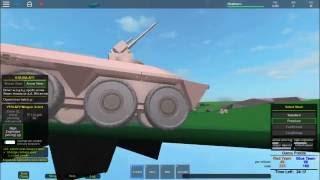 roblox: armored patrol (BTR-80H APC) #5